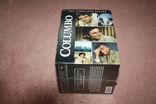 Columbo: The Complete Series (DVD, 2012, 34-Disc Set) *Brand New Sealed*