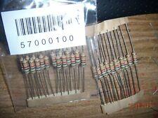 Honeywell Ademco 2K &10K ? Resistors Vista 20P V20P V10P V15P Alarm Security