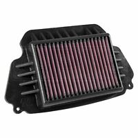 K&N Replacement Air Filter - HA-6414 - Fits Honda CBR650F, CB650F - 2014 to 2016