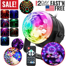 Mini USB Laser Stage Light LED Lighting Projector Moving DJ Party Disco Pub Lamp