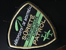 Airport Patch montreal Canada