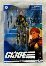 "Hasbro Classified Series GI JOE SCARLETT  6"" Action Figure  **Brand New**"