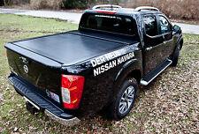 Nissan Navara / NP300 Double Cabine  / Ladeflächenabdeckung / Rollcover