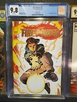Fire Power 1 CGC 9.8 Embossed Gold Foil Edition 2020 Image