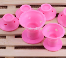 Fashion 10x Novelty Hair Curlers Roller Soft Rubber DIY Cosmetic Tools