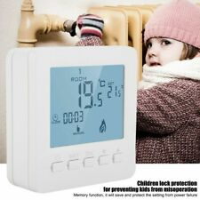 5A Digital LCD Display Thermostat Home Room Heating Smart Temperature Controller