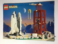 Lego 6339 Space Shuttle Launch Pad Manual ONLY