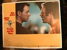 Freebie And The Bean 1974 Warner Brothers lobby card James Caan Alan Arkin