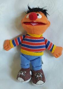 """Sesame Street Soft Toy  Ernie - Size 9"""""""