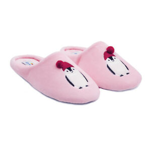 AussieBrand Animal Embroidery Fashion Women Indoor Slippers Warm House Shoes
