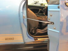 MODERN MINI BMW Door Stays In Stainless Ideal Concours or show off the inside