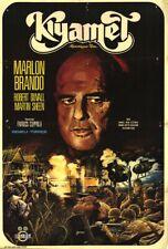 Apocalypse Now (Foreign 2) vintage horror movie poster decorative accessories