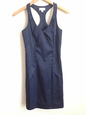 Women's Richard Chai for target dress size 1 or XS navy blue racerback