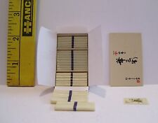 MINIATURE RE-MENT FOOD NOODLES & BOX #1 FOR DOLLS 1/6 SCALE LITTLES RETIRED