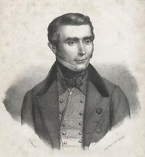 Augustin Eugene Scribe, Schriftsteller - um 1860