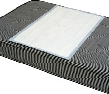 BED CHAIR UNDERPAD LINER 18x24 REUSEABLE INCONTINENCE PROTECTION BED WETTING