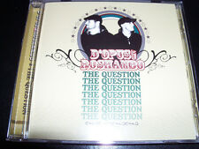 D'Opus And Roshambo The Question Aussie Hip Hop CD E.P On Obese Records