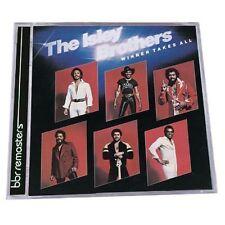 Isley Brothers - Winner Takes It All BBR 0220  Remasterd 2013 cd