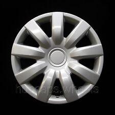 Fits Toyota Camry 2004-2006 Hubcap - Premium Replica Wheel Cover 15-in Silver