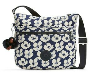 Kipling ARTO Shoulder Bag / Across Body - Bold Flower