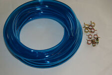 5/16-In ID Blue Fuel Line 10FT ATV Watercraft Motorcycle Snowmobile