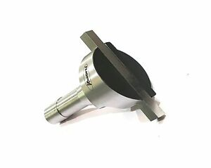 """2.5"""" Inches Head Diameter Fly Cutter R8 Shank (7/16"""" UNF Drawbar) for Milling"""