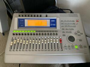 Korg D1600 Digital Audio Workstation - Tested, Fully Functional