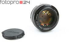Nikon AI-S Nikkor 50 mm 1.2 + Sehr Gut (215421)