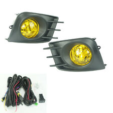 Yellow Lens Front Fog Lights with Bracket Driving Lamps for TOYOTA SCION 2010-ON
