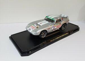 1/18 Shelby Daytona coupé Peter Brock - Mick Hone 2006 Targa West Rally Custom