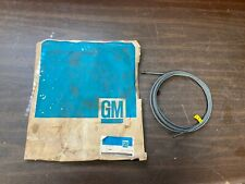 1969-72 CHEVY SERIES 30 TRUCK PARKING BRAKE CABLE NOS GM 420