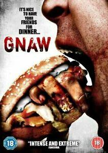 Gnaw DVD Horror 2011 Brand New Sealed
