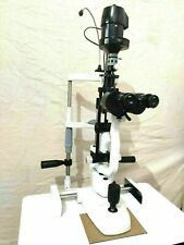 Slit Lamp 2 Step Type With Accessories Tested Amp Approved Free Ship