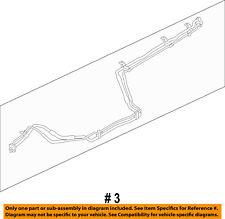 FORD OEM 15-18 Transit-350 3.7L-V6 Rear Ac Lines-Front Ac Line CK4Z19A834A