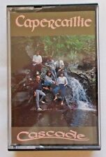 MEGA-RARE cassette CASCADE by Capercaillie - First Album, 1984 - NOT on CD.