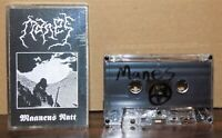 Scarce Norwegian black metal demo cassette MANES - Maanens Natt 1993 NM/EX