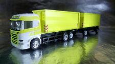 * Herpa 307345  Scania R HL container trailer Sven Brandt Transporte 1:87