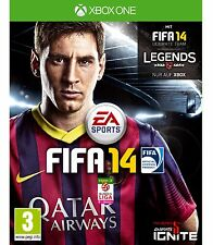 New FIFA 14  (Microsoft Xbox One, 2013) with FIFA 14 Ultimate Team & Legends