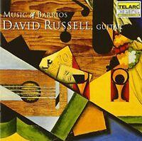 David Russell - Music of Agustin Barrios Mangore - Guitar Works [CD]