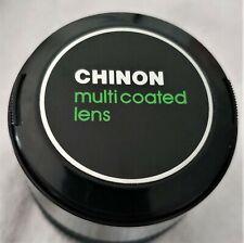 Chinon MC M42 135mm f2.8 lens