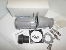 New Thomasampbetts Russellstoll 8464 72 100 Amp Ever Lok Connector 480v 100a 3p 4w