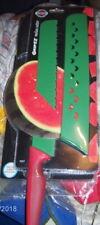 Norpro Grip EZ Melon Cutter Knife & Sheath ~ #1217 ~ New In Package