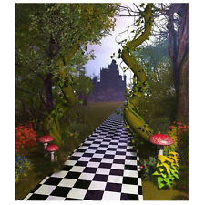 5X7FT Fairy Tale Vinyl Studio Backdrop Photography Prop Photo Background