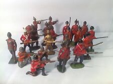 Britains and others, Soldiers (Ref Gr 235) Job Lot.