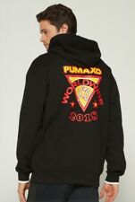 Puma XO The Weeknd Hoodie Sweater Sz XXL Worldwide 2018 Black Long Sleeve Rare