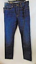 Vineyard Vines Men 32 x 36 Straight Fit Denim Jeans Med Wash Hull Blue NWT