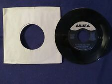 WHITNEY HOUSTON Dancin On The Smooth Edge/All The Man I Need 45 Record ARISTA