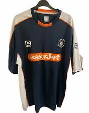 Luton Town (Hatters) 2010-2011 Away Carbrini Football Shirt Men's XXL