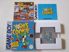 Yoshi's Cookie en OVP box cib-Nintendo Gameboy Classic