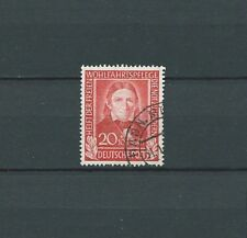GERMANY - 1949 YT 5 / MI Nr 119 - TIMBRE OBL. / USED